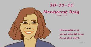 Montserrat Roig, Digues que m'estimes…