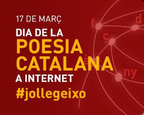 Dia de la poesia catalana a Internet: 17 de març